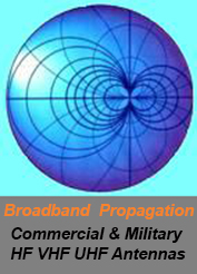 broadband propagation antenna logo